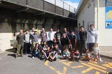 鈴鹿工場 家族も一緒に「クリーンシティ天名」に参加しました