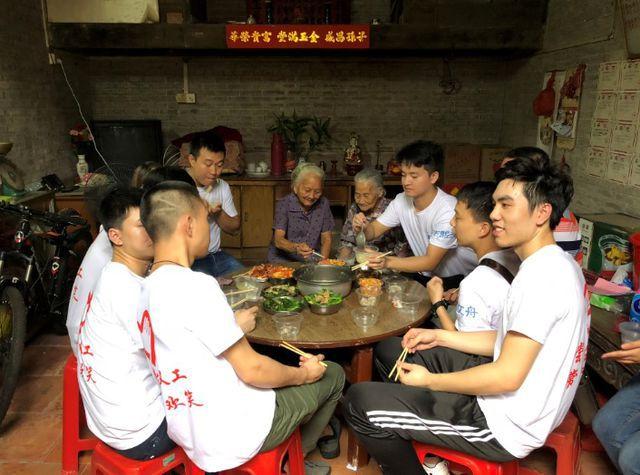 佛山富士離合器有限公司 「高齢者へのボランティア活動」
