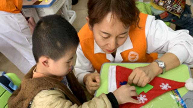 障がい児童への活動支援