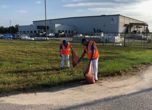 FCCノースカロライナ/地域の清掃活動