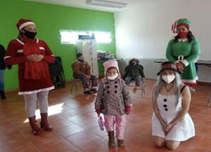 FCCタイ/ソレダッド・デ・グラシアノ・コミュニティセンターへ寄付